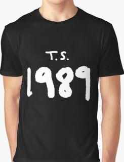 T.S. 1989 Graphic T-Shirt