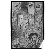 New Sherlock Dada Doll Poster
