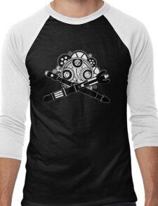 Doctor Who Army Men's Baseball ¾ T-Shirt