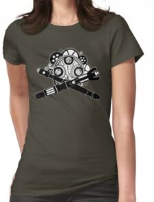 Doctor Who Army Womens Fitted T-Shirt
