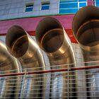 Steel Quartet by manateevoyager