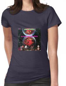 In-a-Gadda-da-Vida Womens Fitted T-Shirt