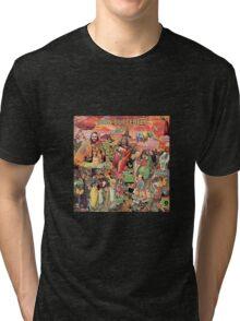 Iron Butterfly, Live Tri-blend T-Shirt