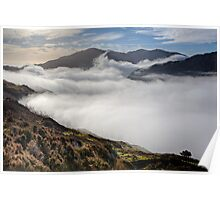 View of Wetherlam Poster
