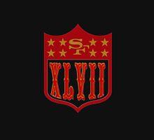 Niners Superbowl XLVII Unisex T-Shirt