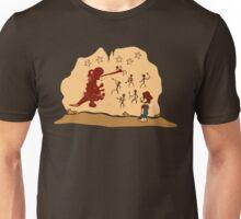 Mario Cave Paint Unisex T-Shirt