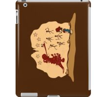 Mario Cave Paint iPad Case/Skin