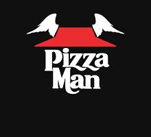 I Learned It From The Pizza Man. [LIGHT]  Men's Baseball ¾ T-Shirt