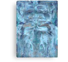 MAJESTIC BLUE Canvas Print