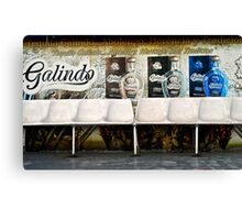 Galindo- Tequila Canvas Print