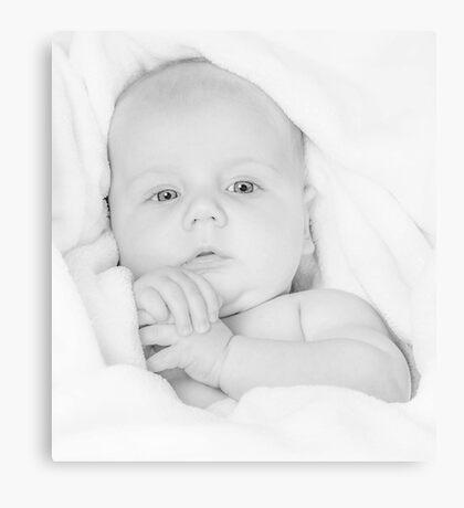 Baby Canvas Print