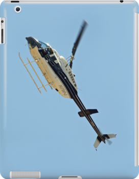 Helicopter IPad by Doty