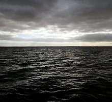 Dark Sea, Spencer Gulf, 2013 by Bowen Bowie-Woodham