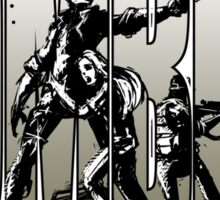 Bruyn - Zombies 01 Sticker