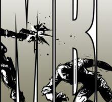 Bruyn - Zombies 04 Sticker