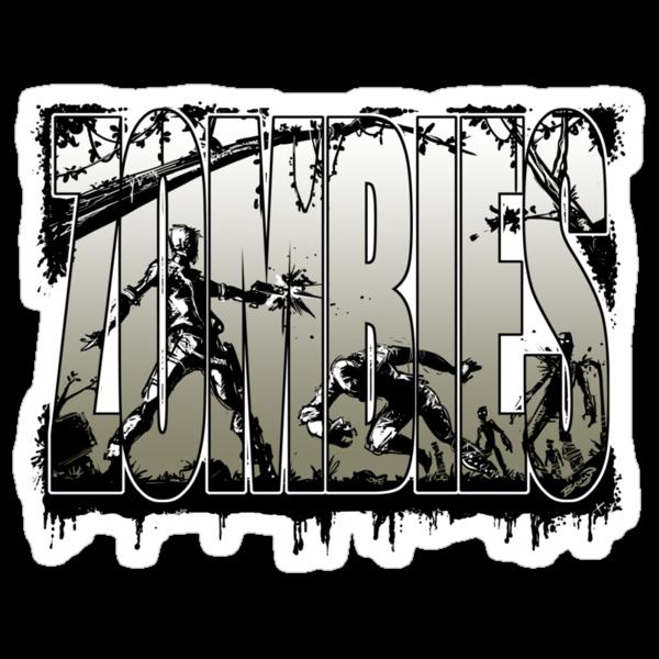 Bruyn - Zombies 04 by Craig Bruyn