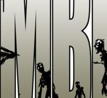 Bruyn - Zombies 05 Sticker