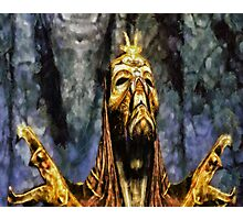 Dragon Priest Photographic Print