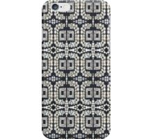Bling Squares Pattern iPhone Case/Skin