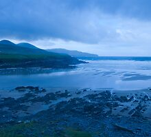 St. Finan's Bay, County Kerry, Ireland by Ed Bohon
