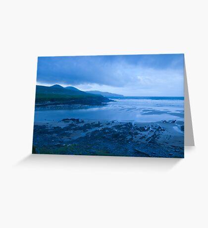 St. Finan's Bay, County Kerry, Ireland Greeting Card
