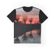 Sunset in April Graphic T-Shirt
