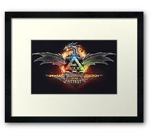 Ark - Survival of the fittest NEW Framed Print