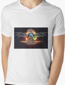 Ark - Survival of the fittest NEW Mens V-Neck T-Shirt
