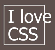 I love CSS by digerati
