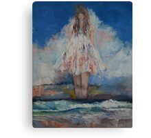 Song of September Canvas Print