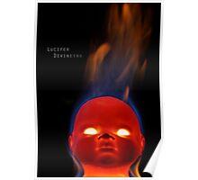 Burn Baby Burn Color Poster