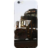 Evening Train iPhone Case/Skin