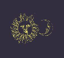 Yellow Sun and Moon Shirt T-Shirt