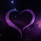 Galaxy Heart by LoveTheWeekndXO