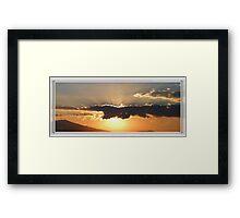 ©HCS Brighter Than Sunshine Framed Print