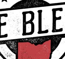 WBO Crest Sticker