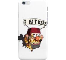 "GRAVITY FALLS ""I HEART KIDS"" iPhone Case/Skin"