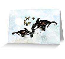 Ocean of Love Greeting Card