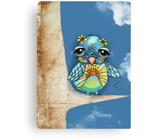 Tallulah Sunshine Canvas Print