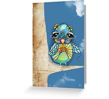 Tallulah Sunshine Greeting Card