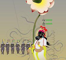 Quan Yin I by Liusan