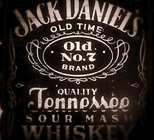 Vintage JD Sign Ipad Case by Andrew Turley