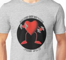 PUMPIN OUT MY LUV 4 U TEE SHIRT Unisex T-Shirt
