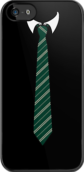 Slytherin Tie by tjneedsalife