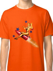 rock it to the moon! Classic T-Shirt