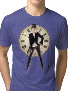 Steam Punk Jess Tri-blend T-Shirt