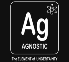 Agnostic -- The Element of Uncertainty by Samuel Sheats