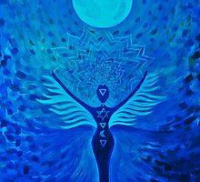 Moon Woman by SarahGrubb