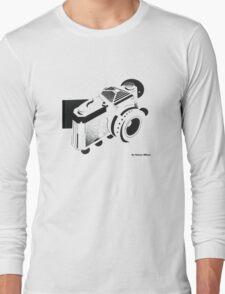 Studio Class Abstract Camera Long Sleeve T-Shirt