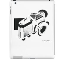 Studio Class Abstract Camera iPad Case/Skin
